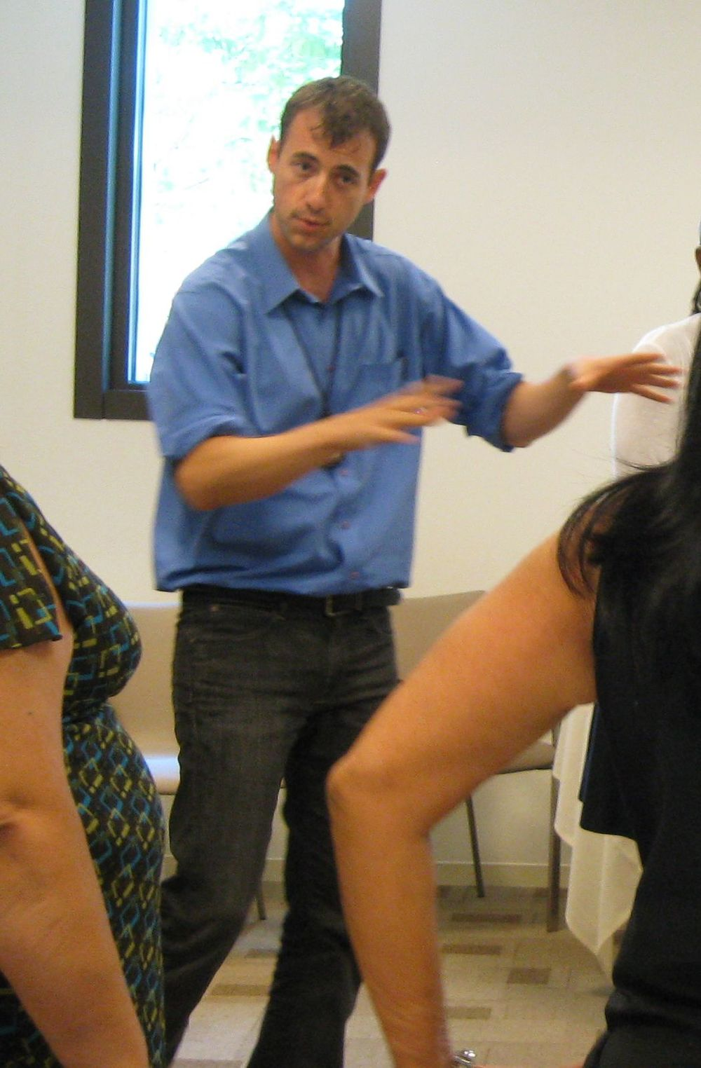 Debriefing executive workshop