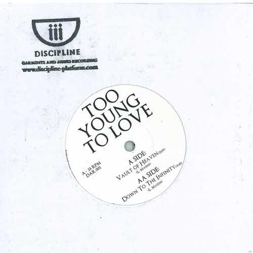 "[vinyl 7""] Too Young To Love - Vault Of Heaven"