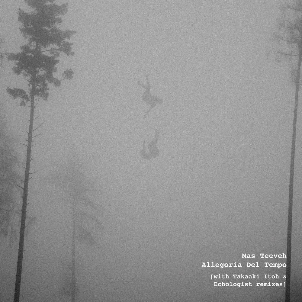 """[vinyl 12""""] Mas Teeveh - Allegoria Del Tempo"""