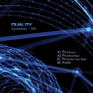 "[vinyl 12""] Systemic - Phi"