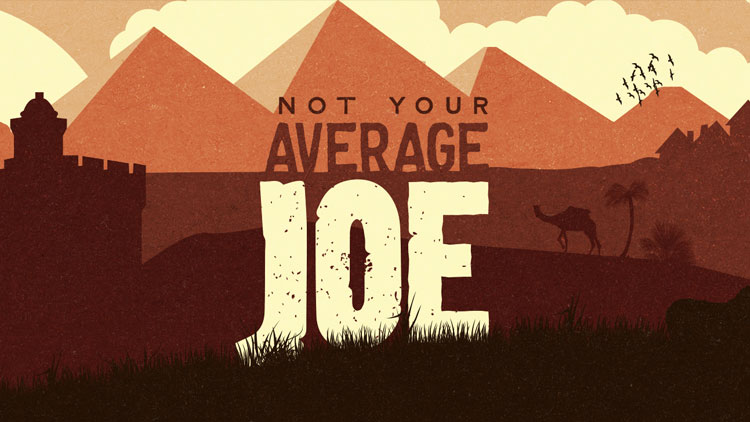 Not Your Average Joe
