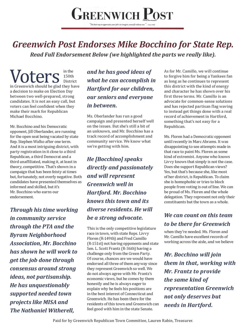 Greenwich Post Endorsement Final_Page_1.jpg