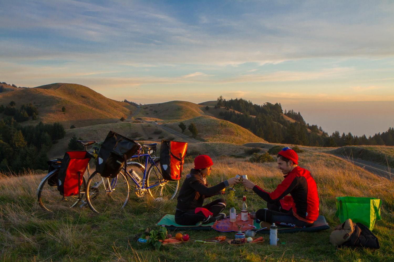 Bike Camp Pedal Inn Bike Camping Guide Provisions and Cookbook