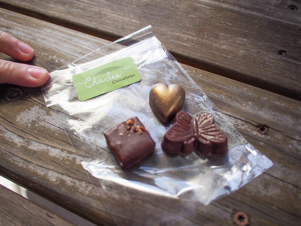 """""""Great bike ride for chocolate and coffee lovers""""   - Olle N.  Oslo, Norway    SEE THE COFFEE + CHOCOLATE TOUR"""