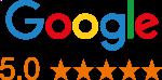5 star rating badge google