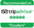 trip advisor 5 star rating recommended excellent
