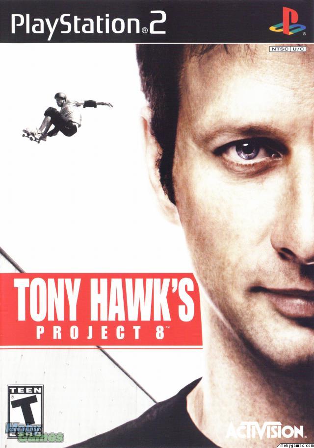 Copy of Tony Hawks Project 8 (2006 Ps2)