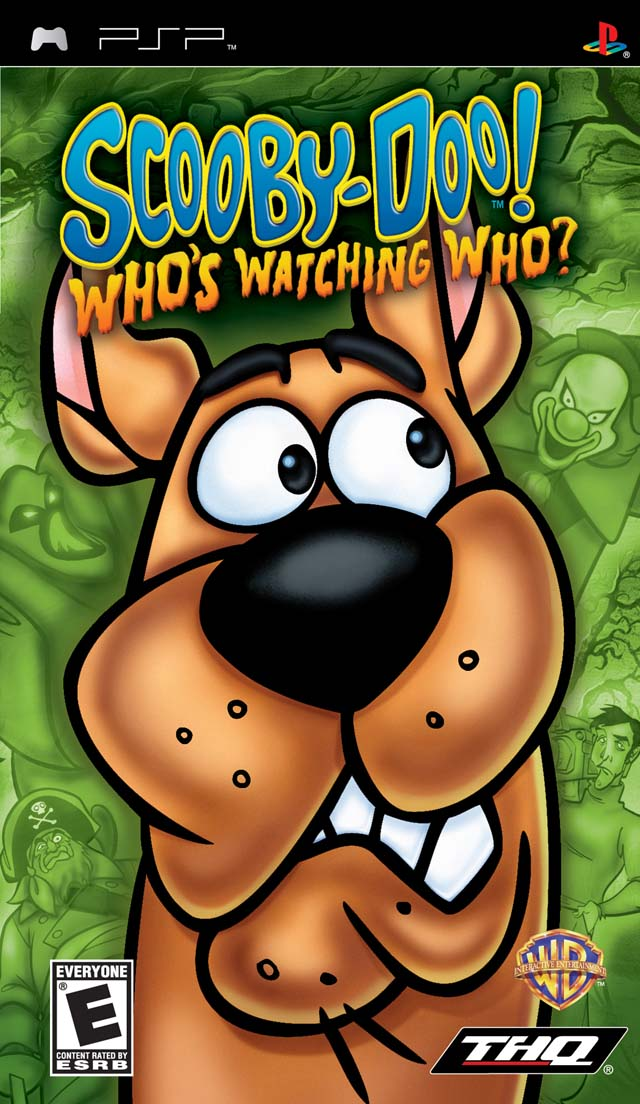 Copy of Scooby Doo -Whos Watching Who (2006 - PSP)