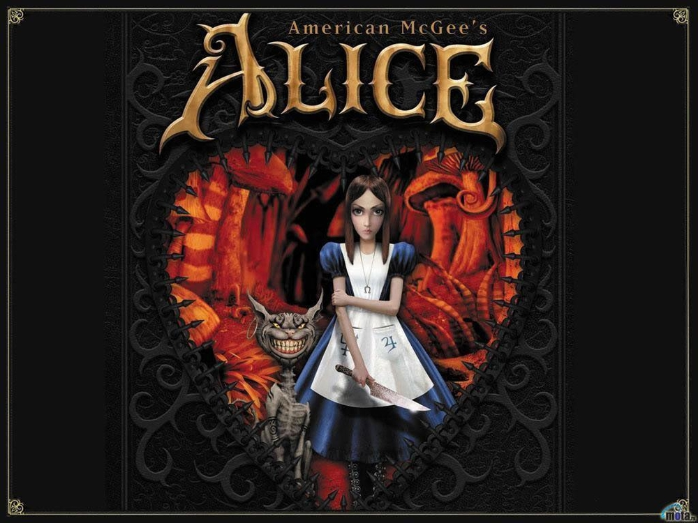 Copy of American McGee's Alice (PC - 2000)