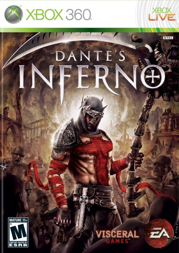 Copy of Dantes Inferno (2009 - PS3)