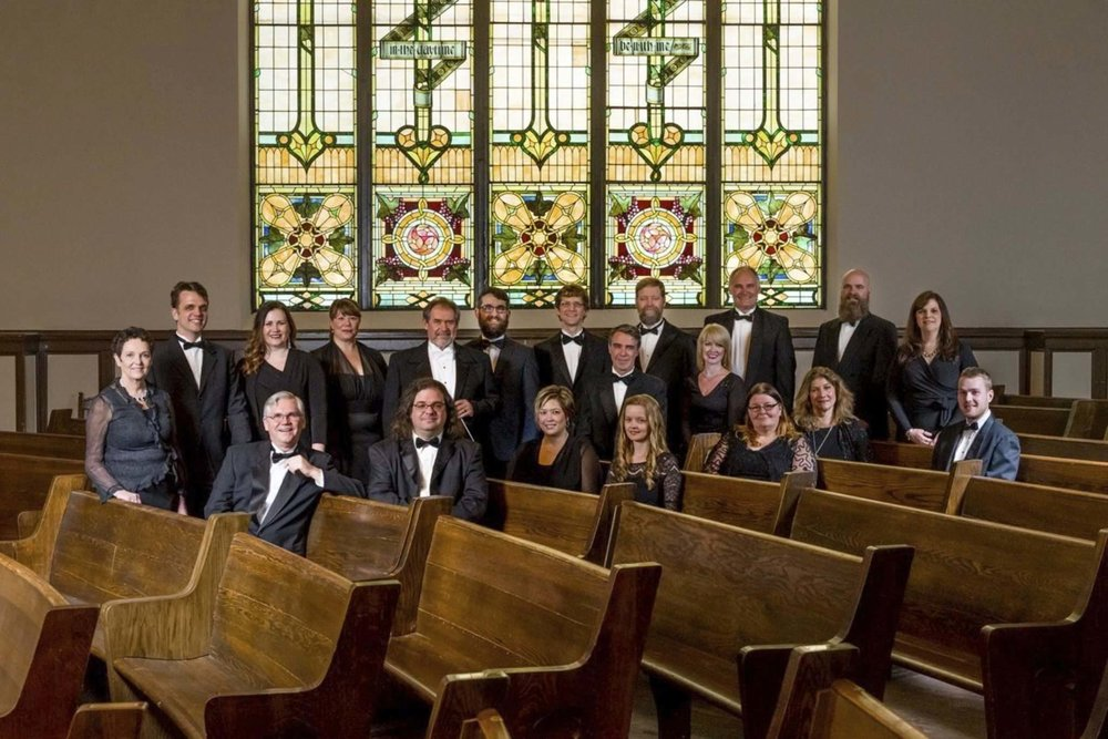 Winnipeg Singers 2016 European Tour Choir