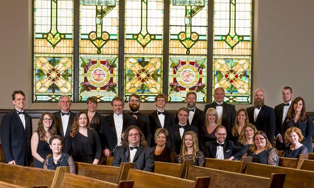 Winnipeg Singers 2012