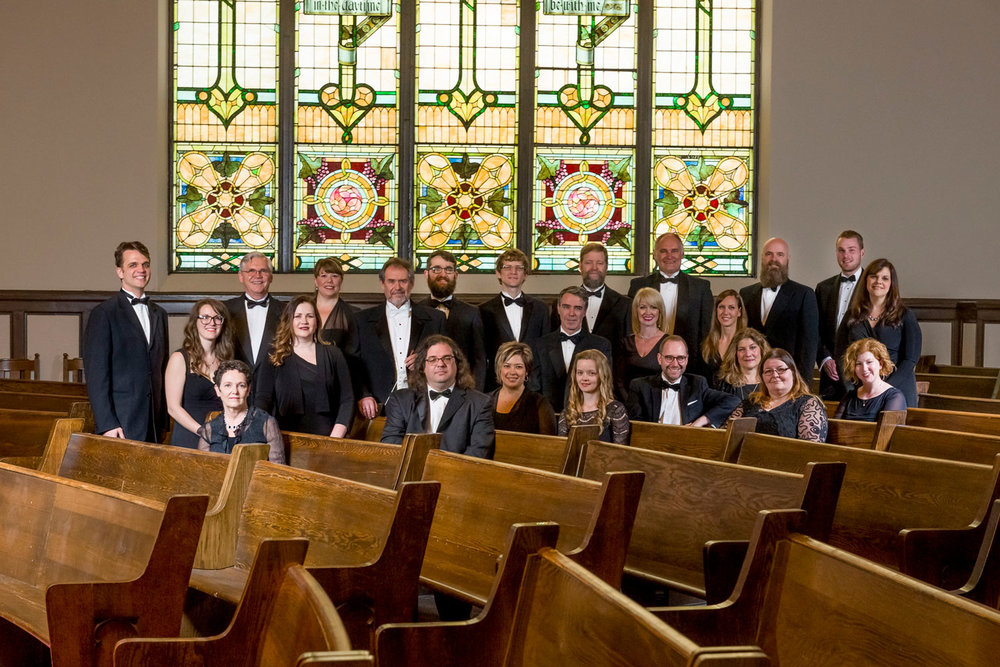 The Winnipeg Singers 2016