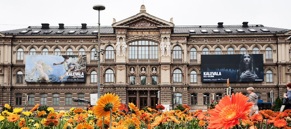 National Museum, Helsinki, Finland
