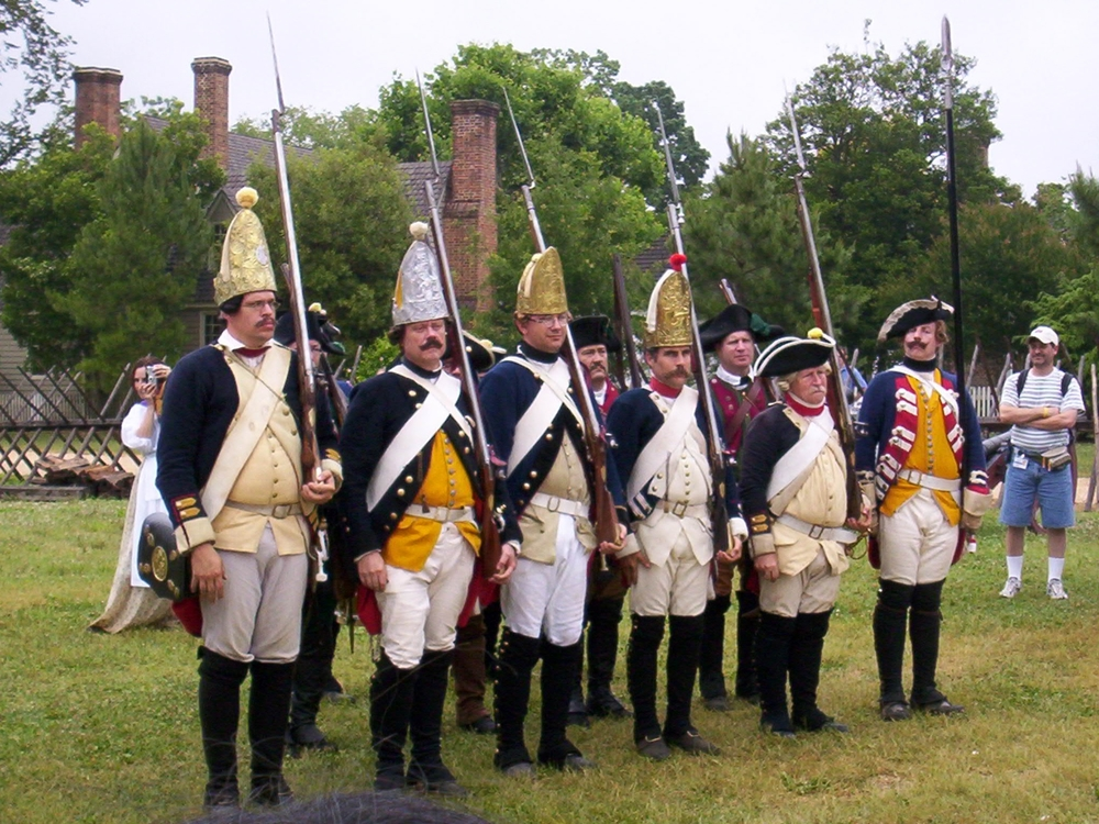 Williamsburg Reenactment