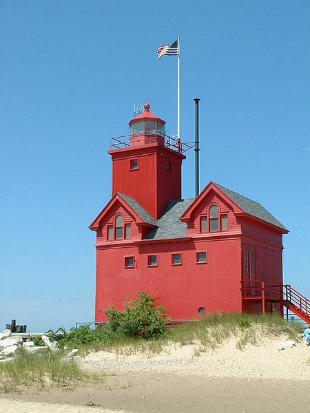 Beaches of Holland, Michigan