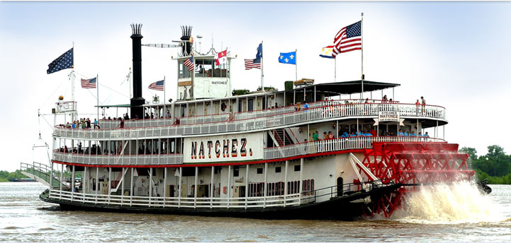 Natchez Riverboat
