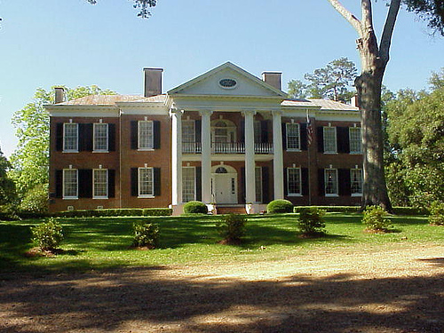 Natchez Antebellum Home