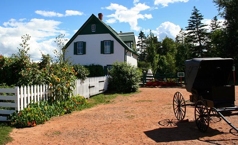 Green Gables Farm House