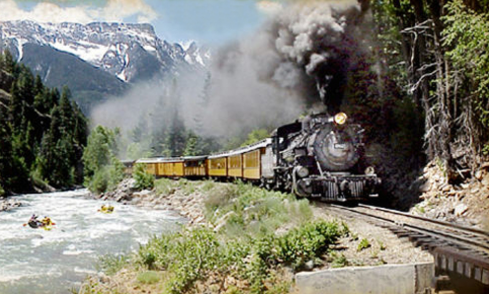 DURANGO SILVERTON NARROW GAUGE RAILROAD