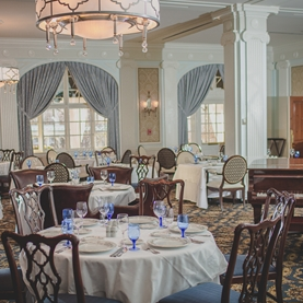 The Regency Room, Hotel Roanoke