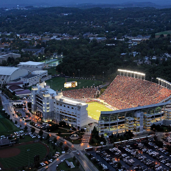 Lane Stadium, Virginia Tech