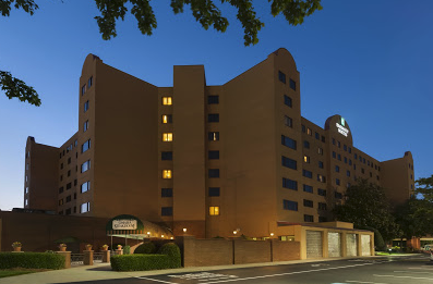 EMbassy Suites, South Tryon Street