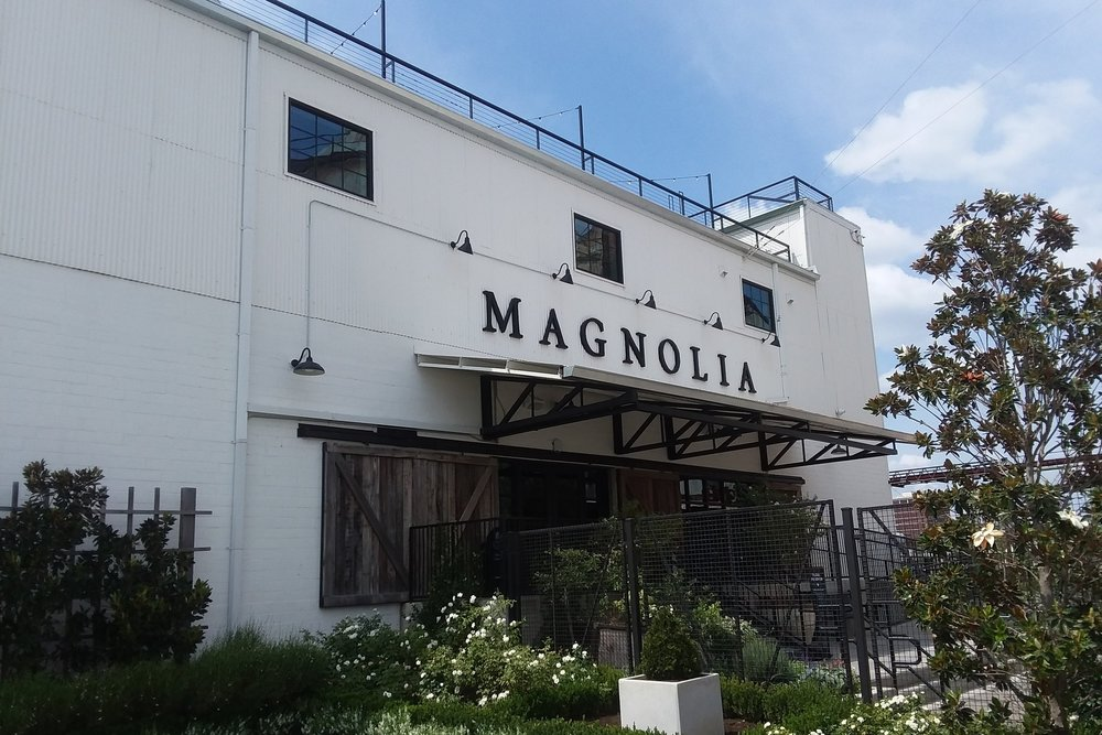 Magnolia Market at the Silos, Waco, TX Chip and Joanna Gaines, FIXER UPPER
