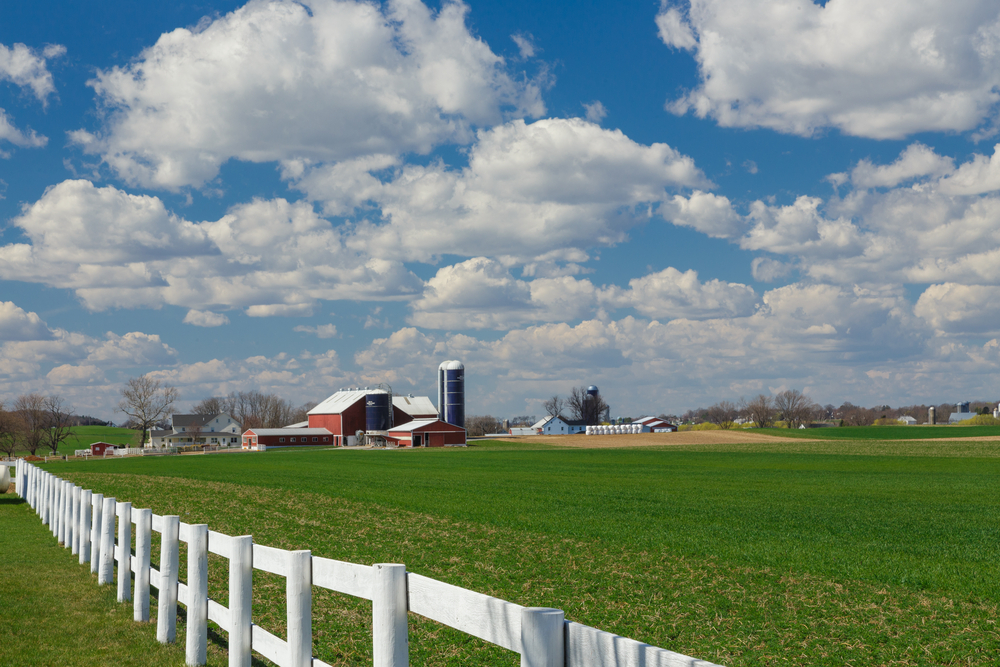 Amish Countryside, Pennsylvania