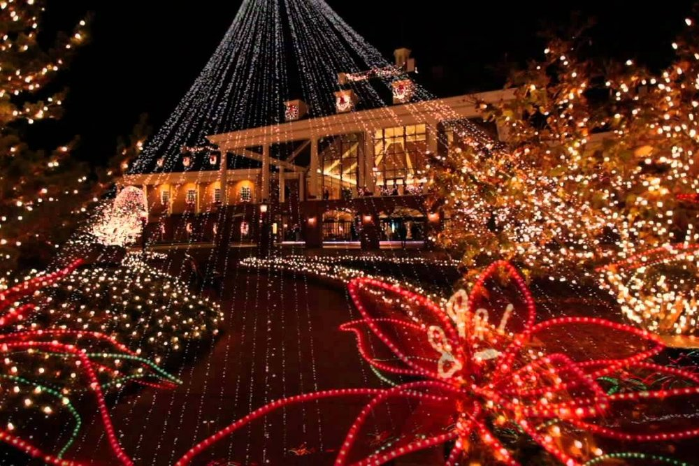 Marriott Gaylord Opryland Resort, Christmas Lights