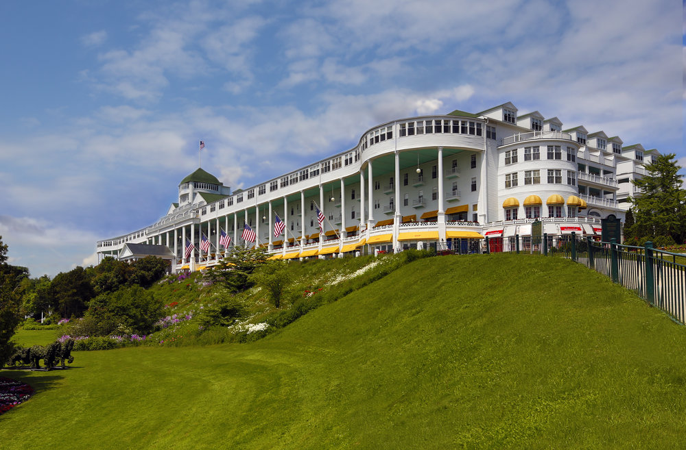 Image Source: Mackinac Island Tourism Bureau