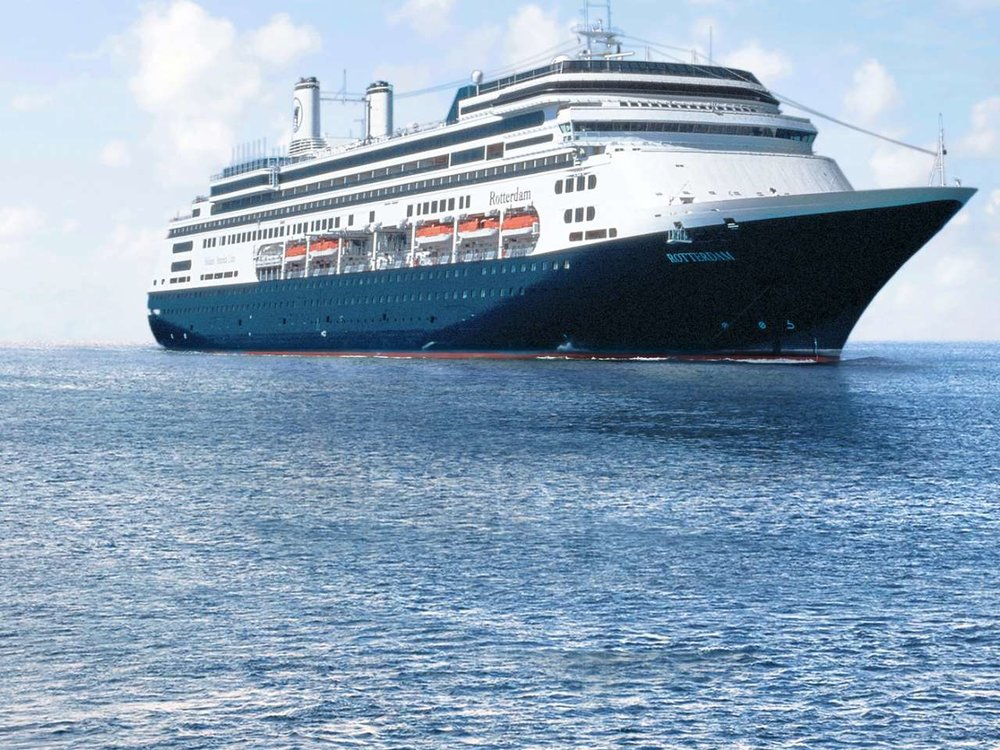 Image Source: Holland America