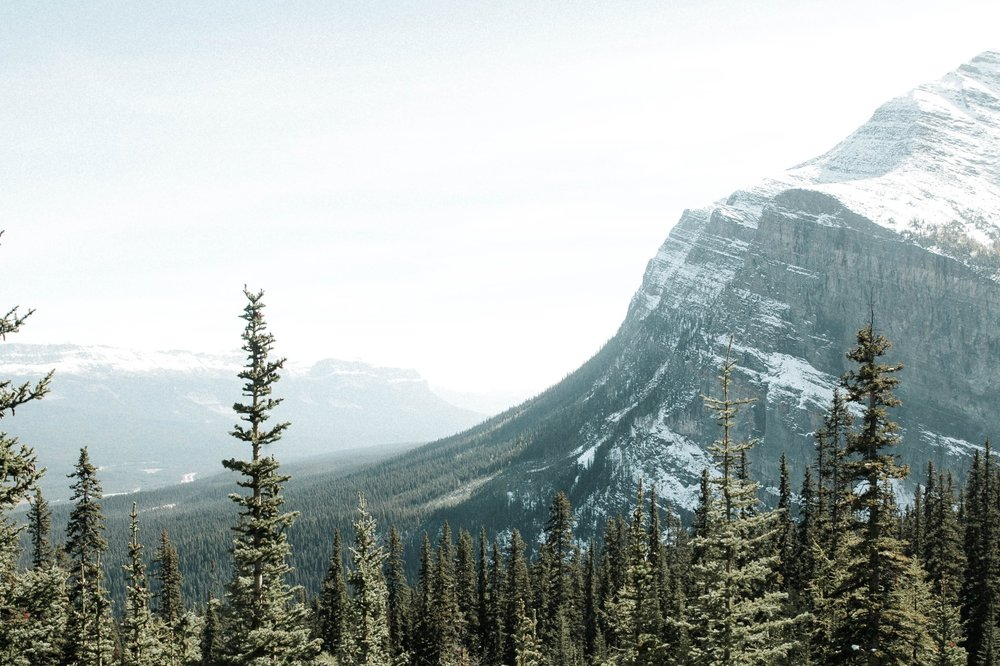 Canadian Rockies -