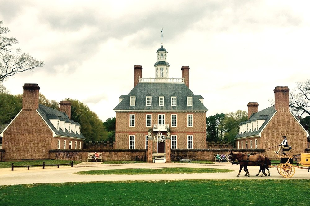 Colonial Williamsburg -