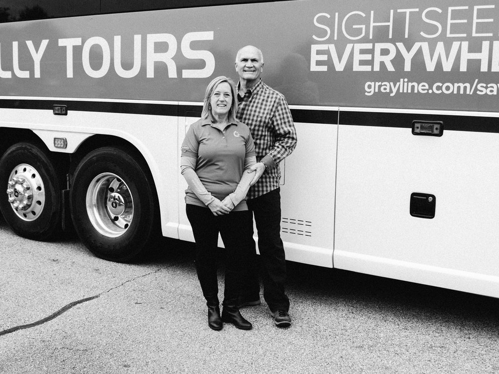 """""""After almost 37 years, the most enjoyable part of my job hasn't changed. I still love taking a travel idea and bring it to life. From idea to a destination, I want our travelers to have an experience they can be proud of to share with others.""""– John Tribble -"""
