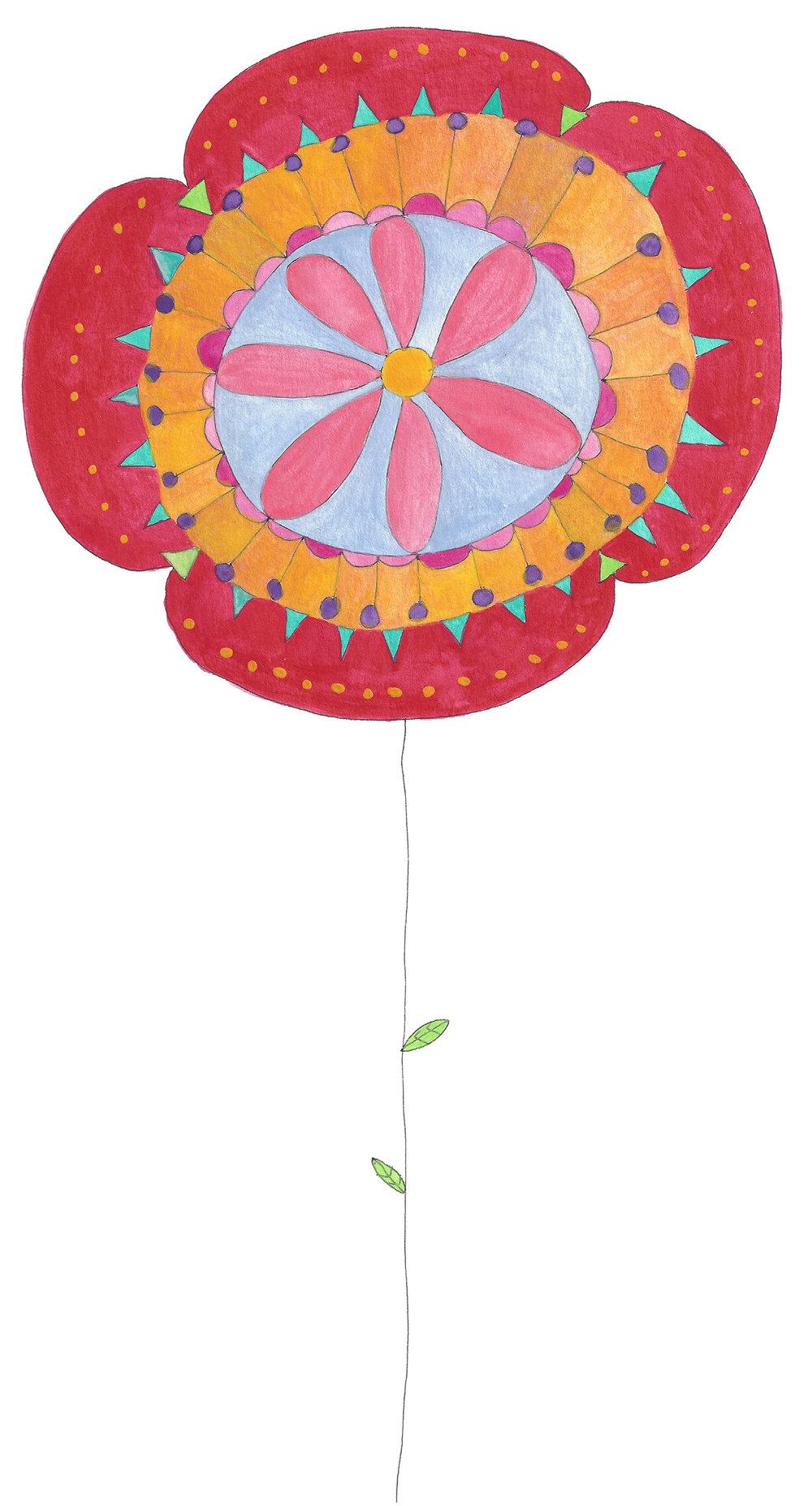 Mandala Flower (2017_0131)