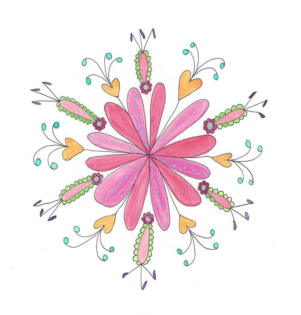Mandala Flower (2017_0930)