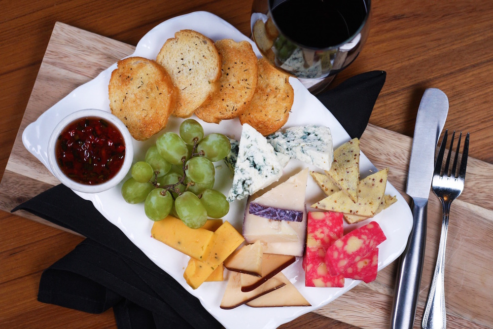 Tommy's Cheese Platter