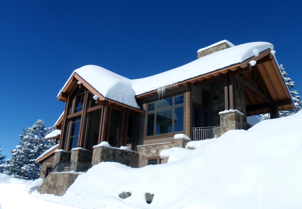 Projects stuart arc residential architect colorado for Mountain home designs colorado