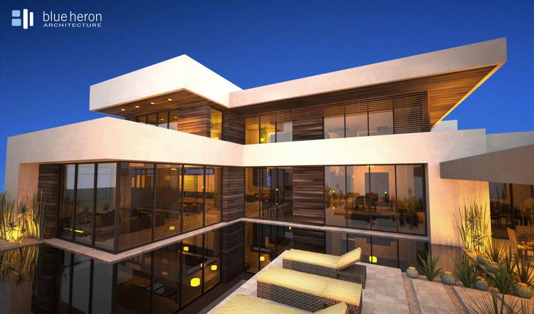 Desert Home Design — STUART ARC - Residential Architect - Colorado