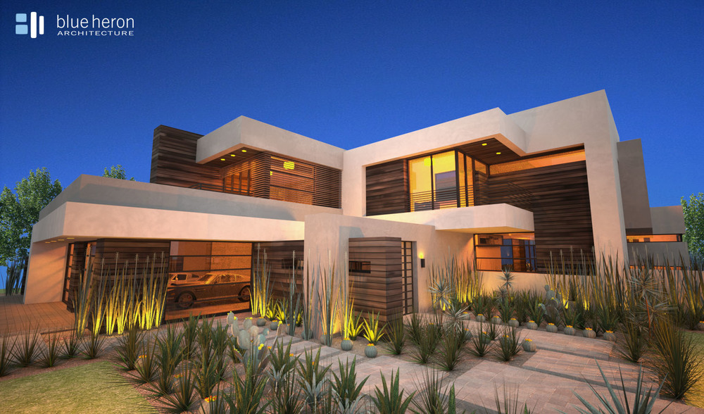 Desert Home Design STUART ARC Residential Architect