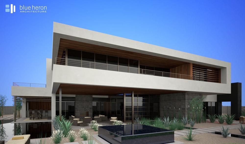 3 d design stuart arc residential architect colorado for Minimalist residential architecture