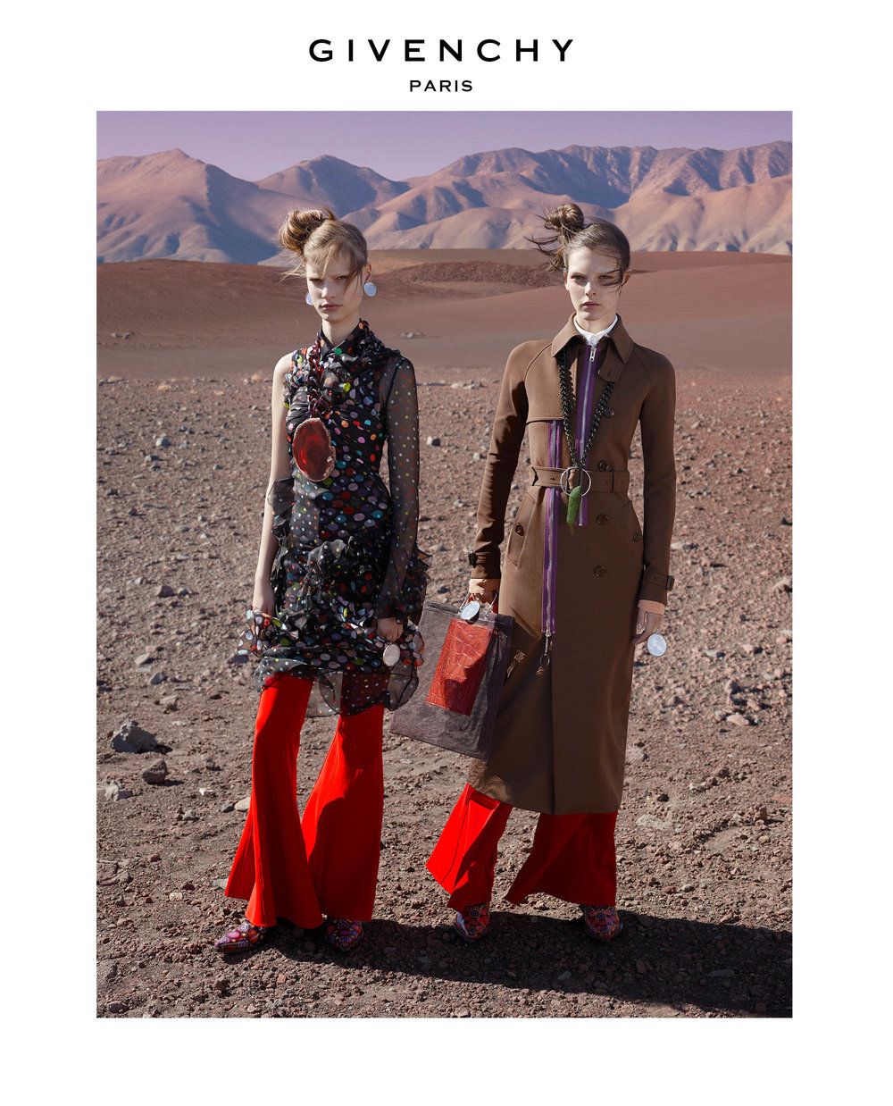 GIVENCHY, 2016  by Mert and Marcus  Dreamer Postproductions