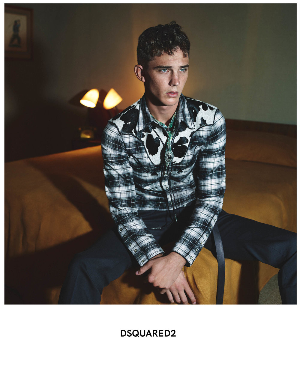 DSQUARED, 2018  by Mert & Marcus  Dreamer Postproductions