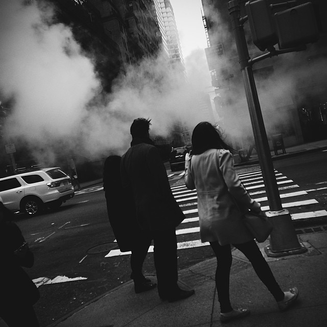 #vscocam #bw #b_w #dark #nyc.jpg