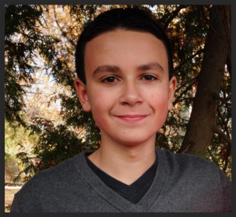 Ryan Martinez - Student OLMC