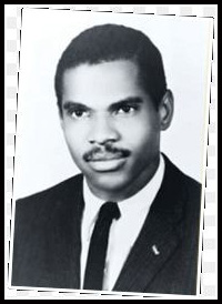 A young Reginald F. Lewis