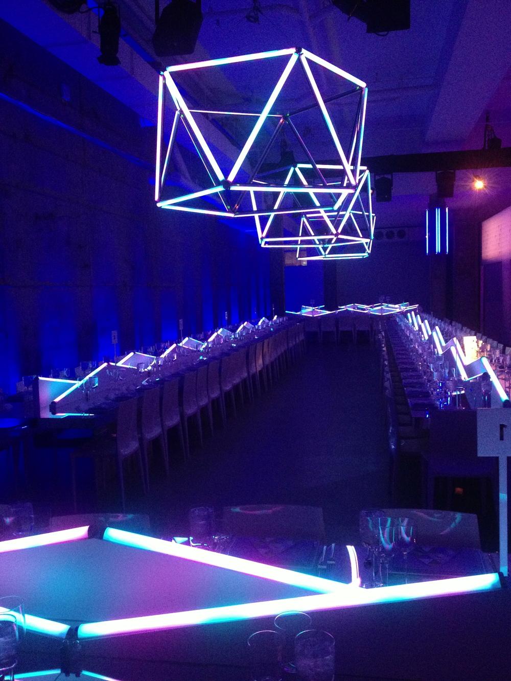 Neon Lights Themadcaterwaiter