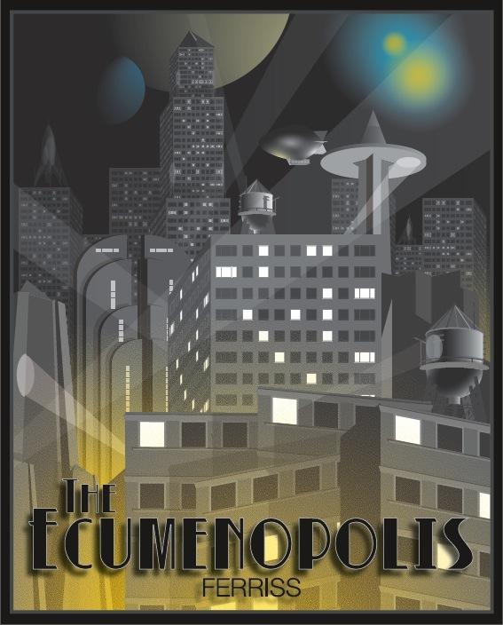 The Ecumenopolis