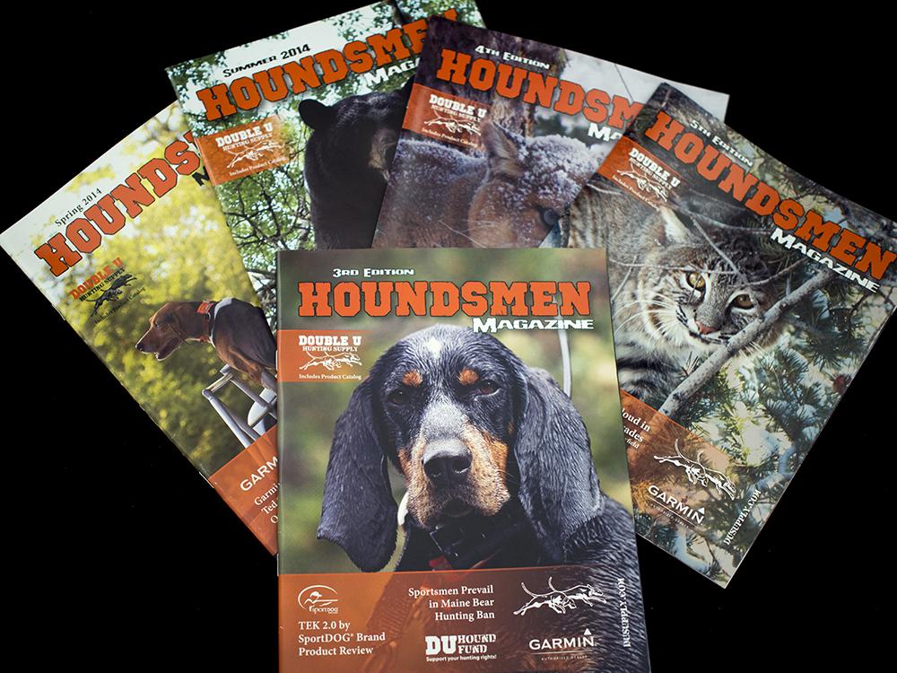 Houndsmen Magazine